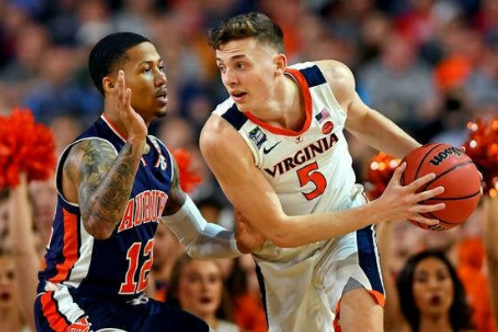 2019 NCAA Men's Final Four Basketball Game on DVD - Virginia 63 vs Auburn 62