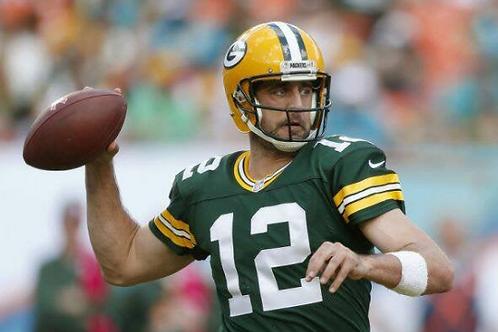 2013 Green Bay Packers NFC Wildcard Season on DVD - Aaron Rodgers
