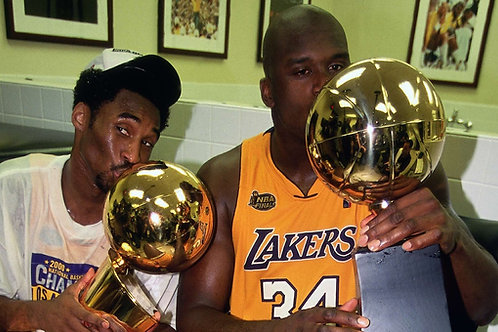2000 NBA Finals on DVD - Los Angeles Lakers vs Indiana Pacers - O'Neal & Kobe