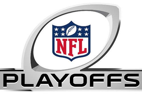 2017 NFL Playoffs & Super Bowl LII 52 on DVD - All 11 games