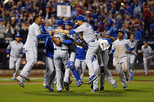 2015 World Series on DVD Kansas City Royals vs New York Mets