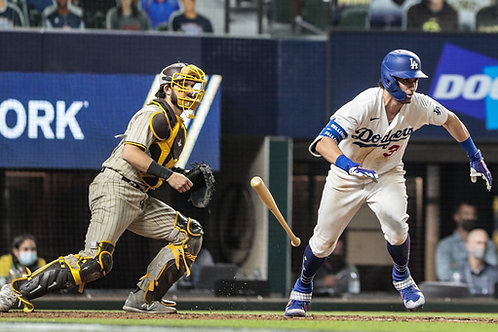 2020 MLB NLDS on DVD - Los Angeles Dodgers vs San Diego Padres - All 3 Games