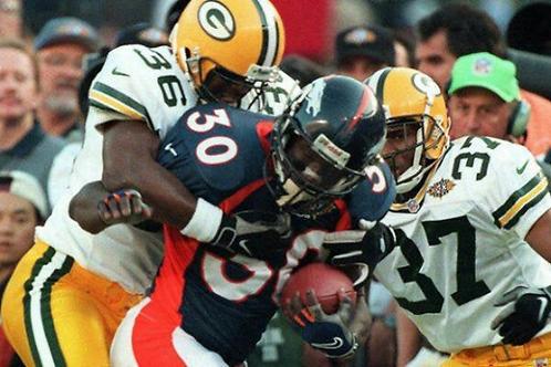 1997 Denver Broncos Super Bowl XXXII 32 Season on DVD - Terrell Davis John Elway