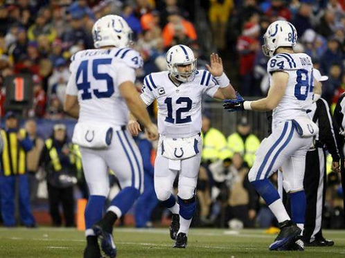 2014 Indianapolis Colts AFC Championship Season on DVD - Andrew Luck