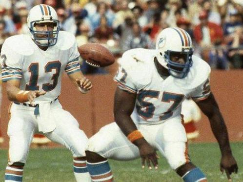 1987 Miami Dolphins Complete Strike Shortened Season on DVD - Dan Marino