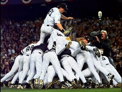 1996 World Series on DVD New York Yankees Vs. Atlanta Braves