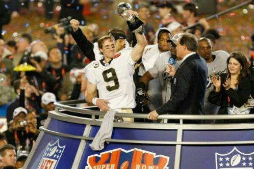 Super Bowl XLIV New Orleans Saints vs Indianapolis Colts on DVD