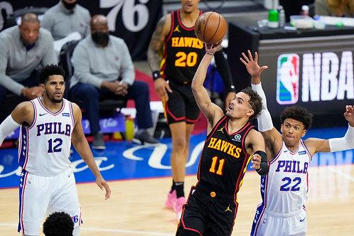 2021 NBA EC Semifinals on DVD - Philadelphia Vs. Atlanta - All 7 Games