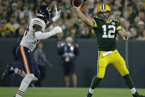 2018 Green Bay Packers Season on DVD - Aaron Rodgers