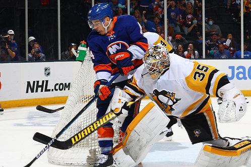 2021 NHL 1st Round Playoff - Pittsburgh Vs. NY Islanders - All 6 Games