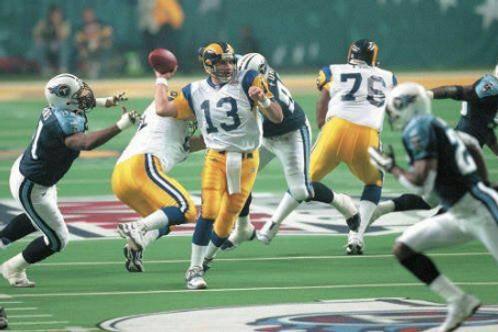 1999 St. Louis Rams Super Bowl XXXIV 34 Season on DVD - Kurt Warner