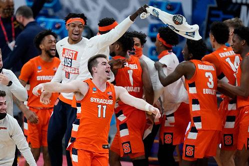 2021 NCAA Basketball Round of 32 on DVD - Syracuse Upsets West Virginia