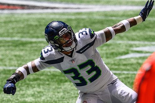 2020 Seattle Seahawks NFC Wild Card Season on DVD - Jamal Adams