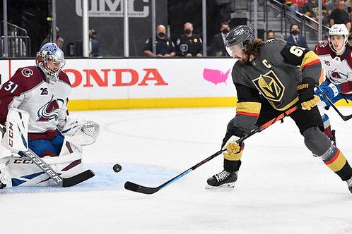 2021 NHL 2nd Round Playoff - Colorado Vs. Vegas - All 6 Games