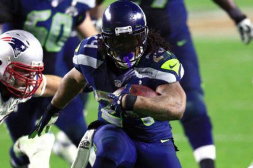 2014 Seattle Seahawks Super Bowl XLVIII 48 Season on DVD - Marshawn Lynch