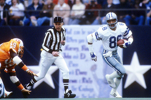 1981 Dallas Cowboys NFC Championship Season on DVD - Drew Pearson