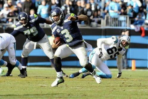 2015 Seattle Seahawks NFC Divisional Season on DVD - Russell Wilson