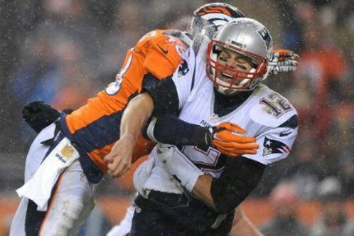 2015 New England Patriots AFC Championship Season on DVD - Tom Brady