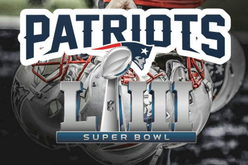 Super Deluxe 9 DVD Edition Patriots Super Super Bowl 53 LIII with Playoff Games