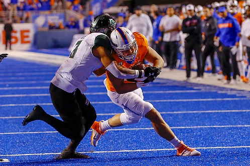2019 Mountain West Championship on DVD - Hawaii vs. Boise State - Complete Game