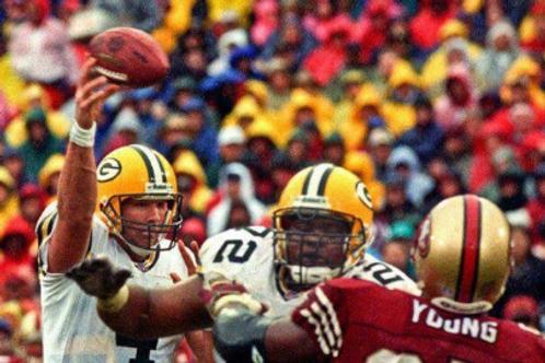 1998 Green Bay Packers NFC Wildcard Season on DVD - Brett Favre - Mike Holmgren
