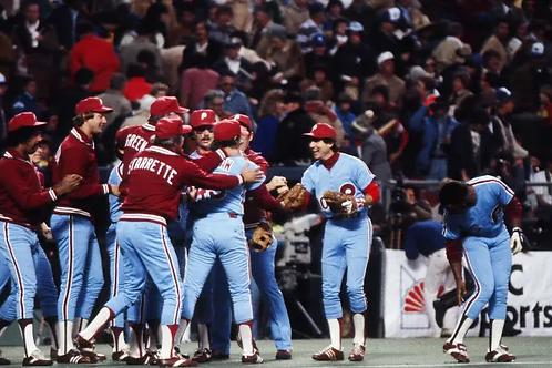 1980 World Series on DVD Philadelphia Phillies Vs Kansas City Royals