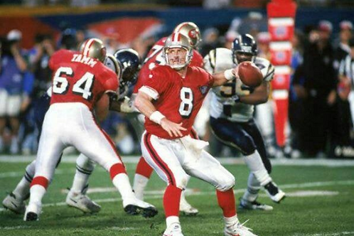 1994 San Francisco 49ers Super Bowl XXIX 29 Season on DVD - Steve Young