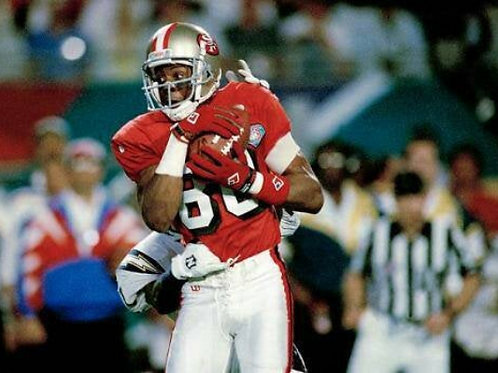 Super Bowl XXIX on DVD - San Francisco 49ers vs San Diego Chargers - Jerry Rice