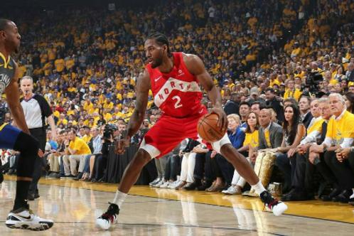 2019 Toronto Raptors NBA Playoff Run on DVD - Kawhi Leonard MVP