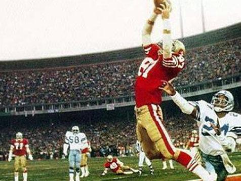 1981 San Francisco 49ers Super Bowl XVI 16 Season on DVD - Clark, Montana