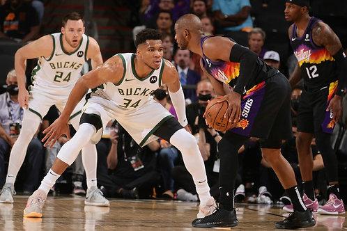 2021 Milwaukee Bucks NBA Playoff Run on DVD - Giannis Antetokounmpo MVP