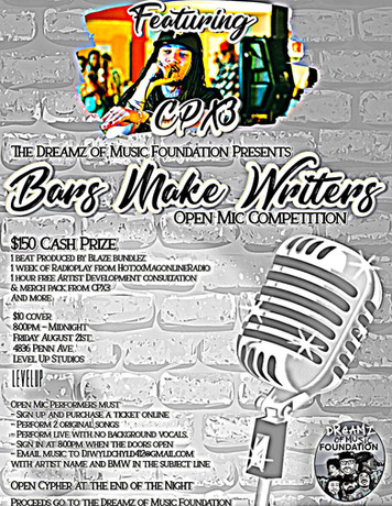 #Cpx3 #BarsMakeWriters