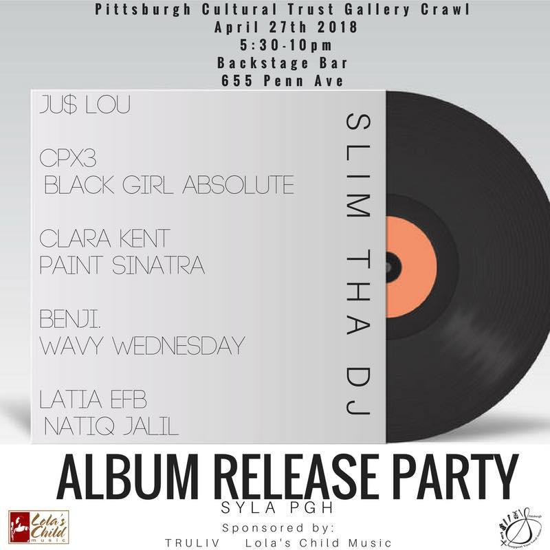 Album release party