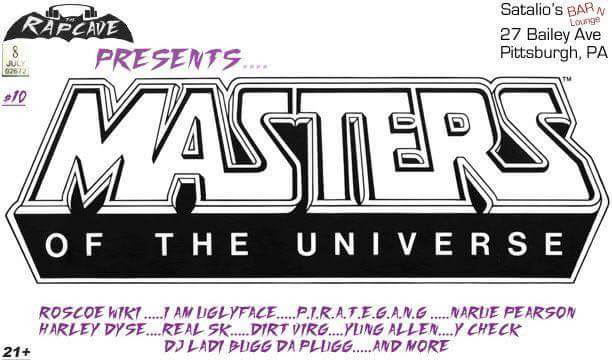 Masters of the Univesre
