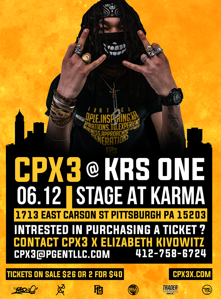 Cpx3 @ KRS One
