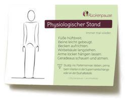 Physiologischer Stand