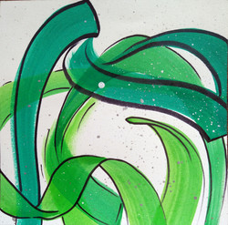Study in Green