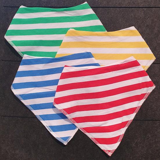 Baby Bibs - Stripes /Polkadots