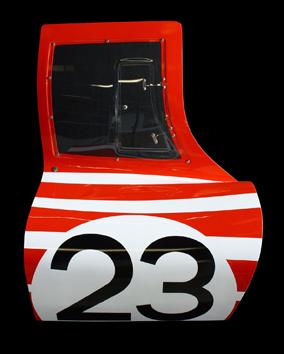 Salzburg Porsche 917