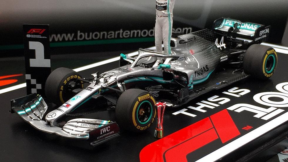 Mercedes AMG Petronas F1 W10 EQ Power+ Lewis Hamilton Formula One -- PRE ORDER