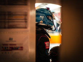 Post Le Mans Test Day