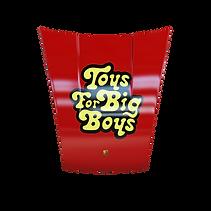 911 TOYS FOR BIG BOYS HOOD