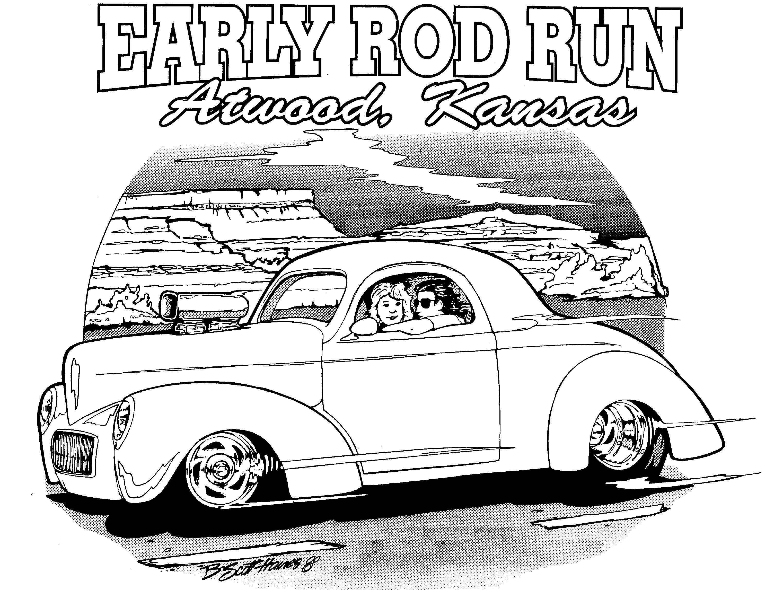 '00 Rod Run