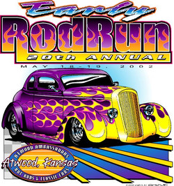 2002 20TH ANNUAL ROD RUN