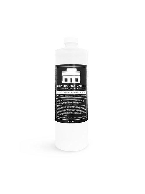Antibacterial Hand Sanitizer with Fine Mist Sprayer, 500mL