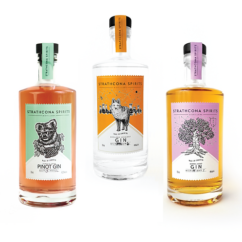 Gin Trio Pack