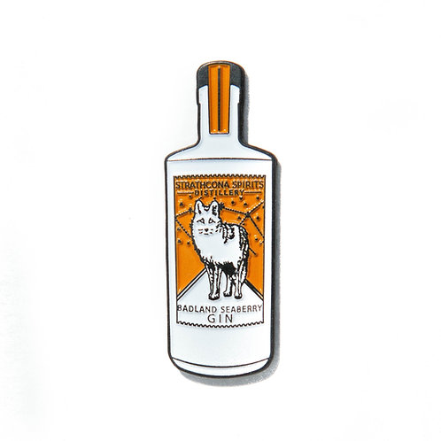 Badland Gin Pin