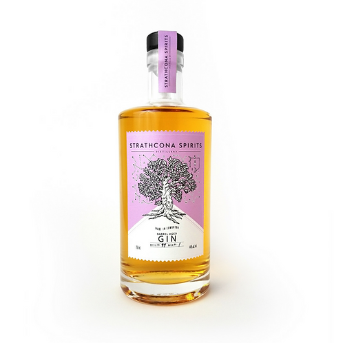 Barrel Aged Gin, 750mL