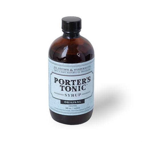 Porter's Original Tonic Syrup
