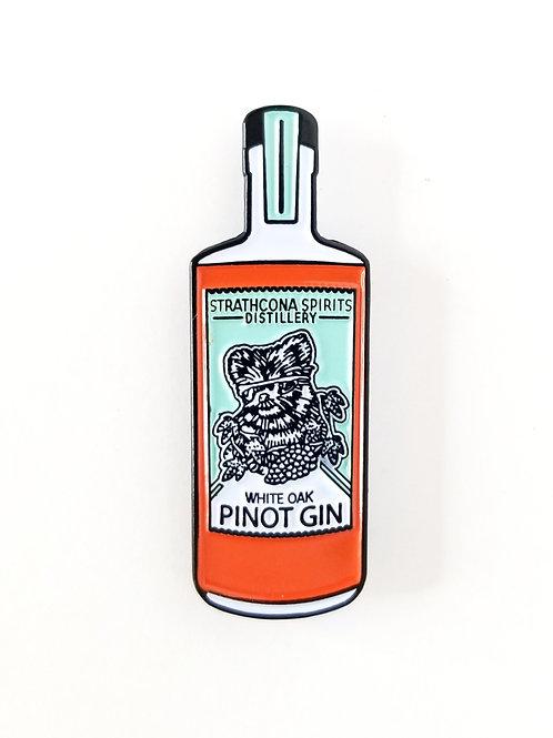 Pinot Gin Pin